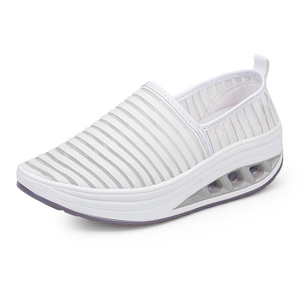 8ccdf49f65f SHINIK Summer Comfort Sneakers Summer Lazy Casual Shoes Zapatos deportivos  transpirables Zapatos corrientes femeninos para exteriores