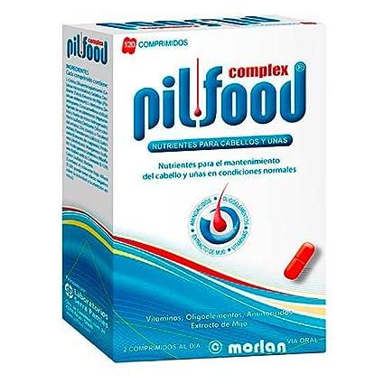 Pilfood Complex Comprimidos Anticaída, 120cp