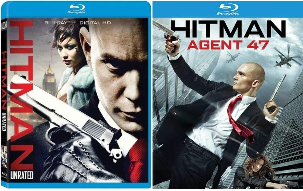 Amazon Com Hitman Unrated 2007 Hitman Agent 47 R Rated 2015