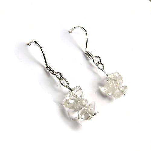 a basso prezzo fee23 a362b Cristallo di Rocca, quarzo, gioiello di pietra gioielli ...