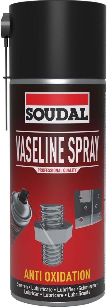 SOUDAL : Vaselina en spray 400ML: Amazon.es: Bricolaje y herramientas