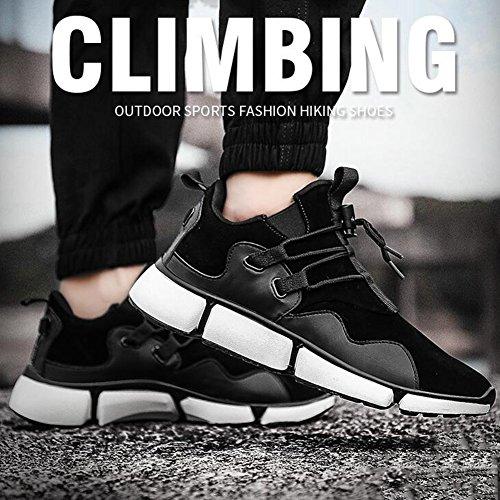 CN43 sportiva 2 gioventù di Inverno 5 scarpe coreano cotone 2 Colore scarpe scarpe calde SUN UK8 EU42 corsa dimensioni da tUfcqW44O