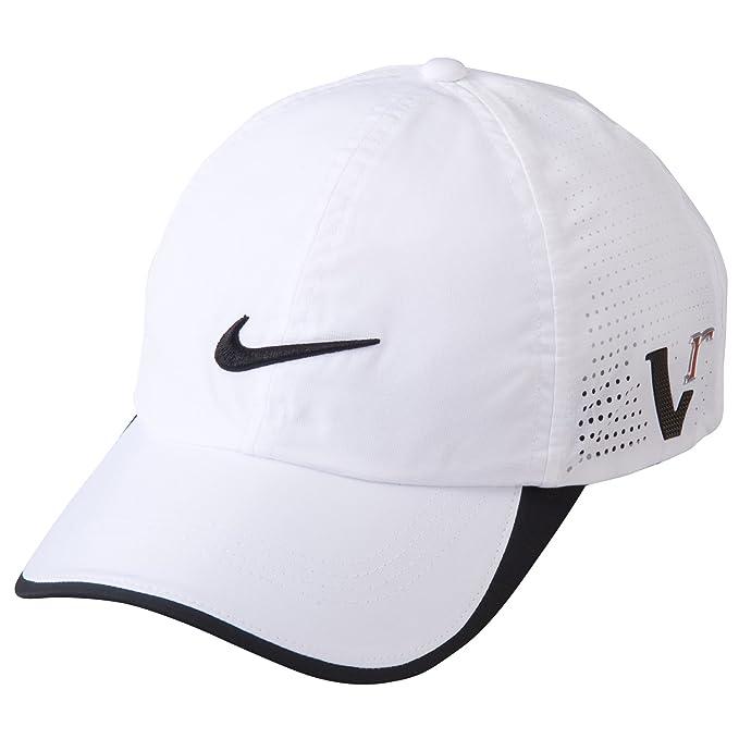 Nike Dri-Fit Tour Gorra de golf, unisex, blanco: Amazon.es ...