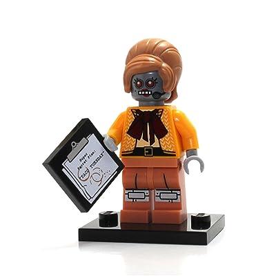 LEGO Minifigure Collection Movie Series Loose Velma Staplebot: Toys & Games
