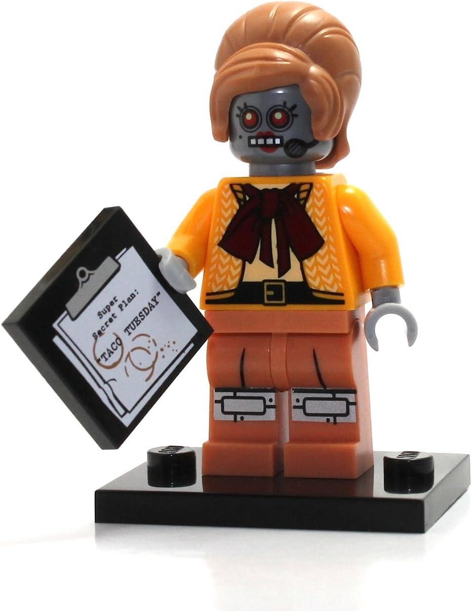 LEGO Minifigure Collection Movie Series Loose Velma Staplebot