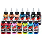 Millennium Mom's Anniversary Tattoo Ink 14 Color Set - 1/2 oz