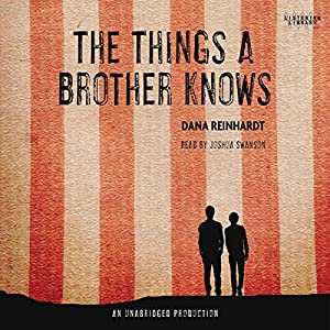 The Things a Brother Knows Audiobook