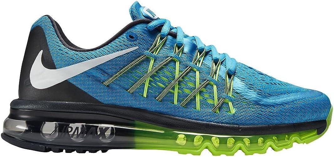 Nike Air MAX 2015 Zapatillas de Running Azul Nuevo en Caja ...