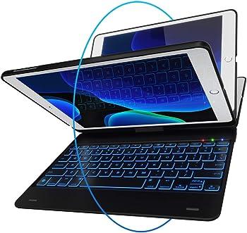 YEKBEE Bluetooth Wireless iPad Keyboard Case
