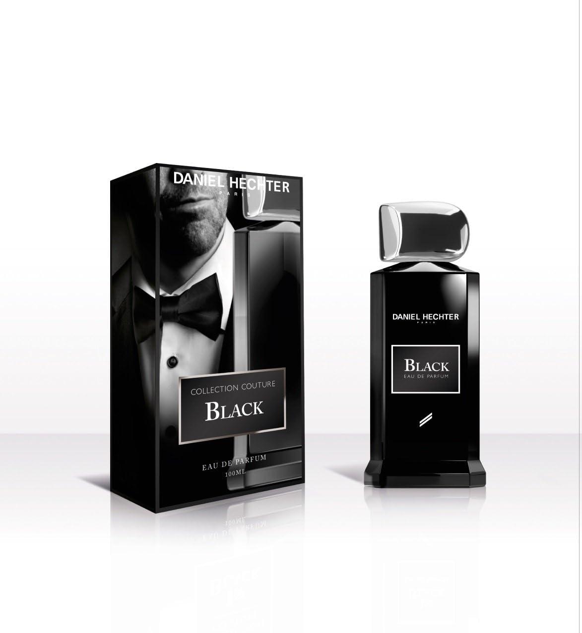 DANIEL HECHTER Eau de Parfum Homme Collection Couture Black 100 ml