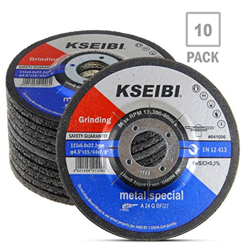 Top recommendation for grinding disc metal