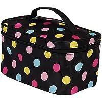 Unbruvo Women's Waterproof Square Roomy Makeup Bag (Various Colors)