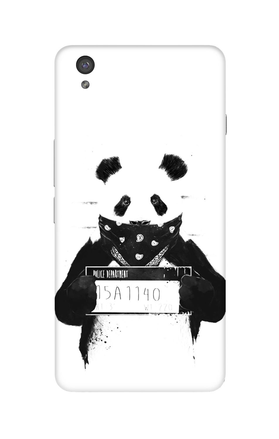 Oneplus X Mobile Cover Panda Thug Life Mobile Cover Amazonin