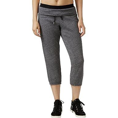 e1657245c650 Amazon.com  Calvin Klein Performance Womens Marlet Waistband Jogger Pants   Clothing