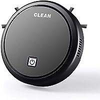 Tomshin Máquina de varredura inteligente Aspirador de pó Robô vassoura com esfregão de pano Eletrodomésticos de limpeza…