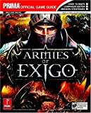 Armies of Exigo (Prima Official Game Guide)