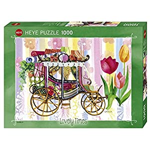 Heye Puzzle Rissone Carriage 1000 Pezzi Vd 29780
