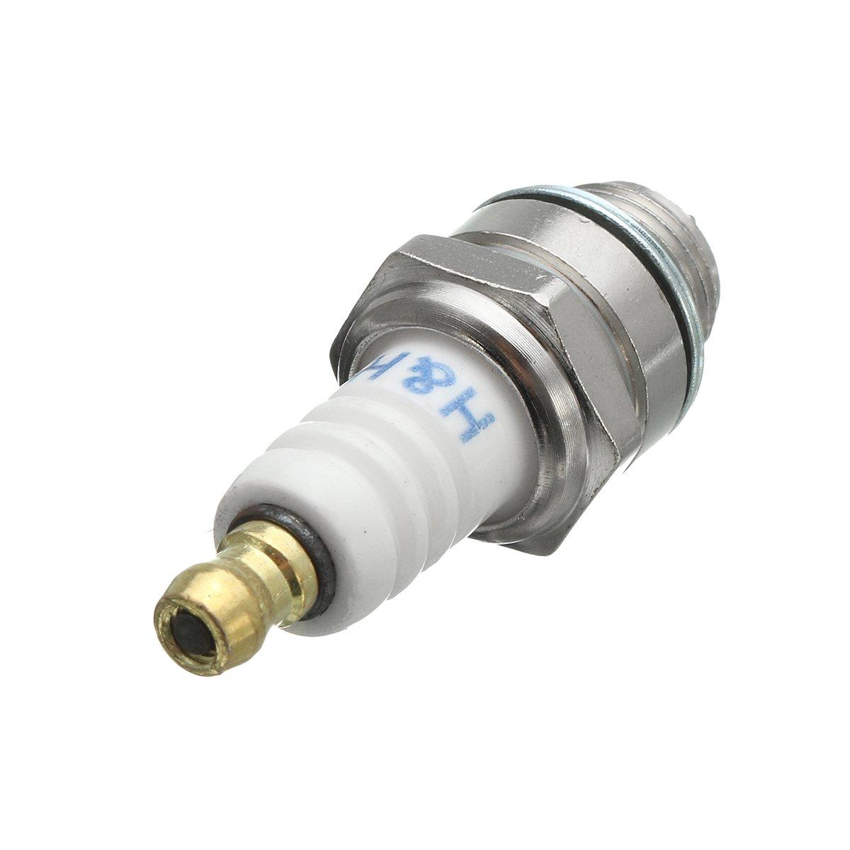 HITSAN - Kit de servicio de bujías de filtro de combustible para motosierra Stihl 017 018 MS170 MS180, una pieza: Amazon.es: Coche y moto
