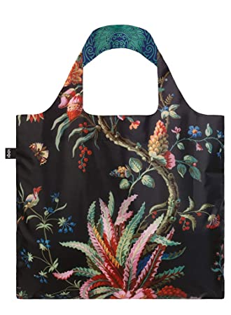 LOQI MAD Indian Bag Travel Tote Multicolour 15 liters 50 cm Indian