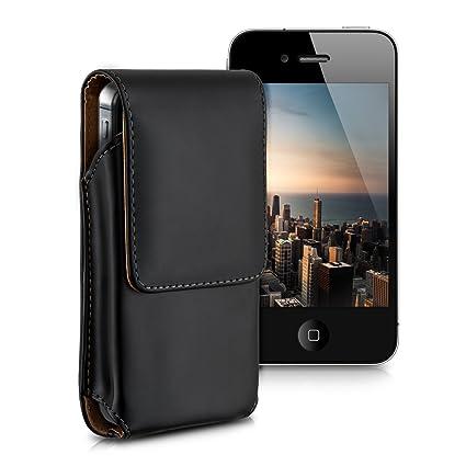Amazon.com: kwmobile Funda – Riñonera para Smartphones con ...