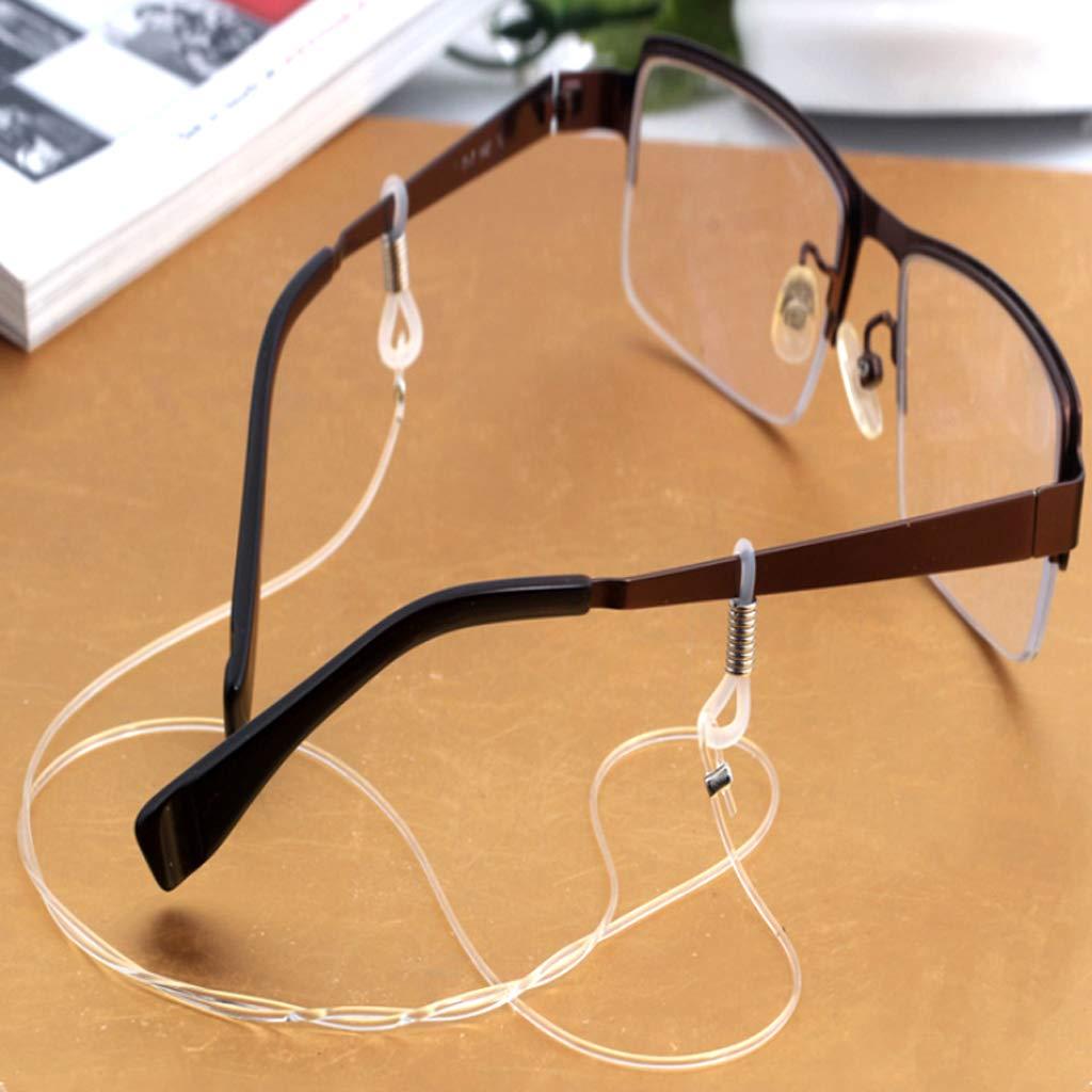 Cinta de pl/ástico para gafas de deporte fiable Original Cinta para gafas resistente al agua y sujeci/ón firme para gafas deportivas GERNEO/® gafas de sol y gafas de lectura