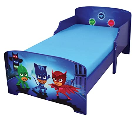 Fun House 712868 Pyjamsques Letto Per Bambini In Mdf 144 X 77 X 59