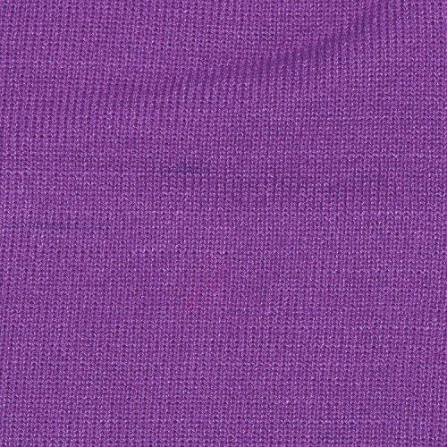 abrigo de slouch diseño gorro de DonDon beanie y invierno gorro suave clásico Violeta moderno XCqfYqxw