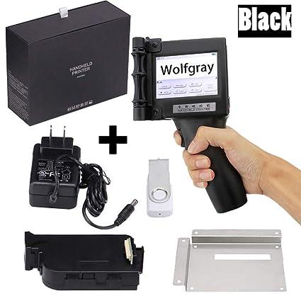 Wolfgray - Impresora de inyección de tinta de bolsillo de ...