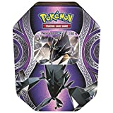 Pokemon TCG: Sun & Moon Burning Shadows Collector's Tin Containing 4 Booster Packs
