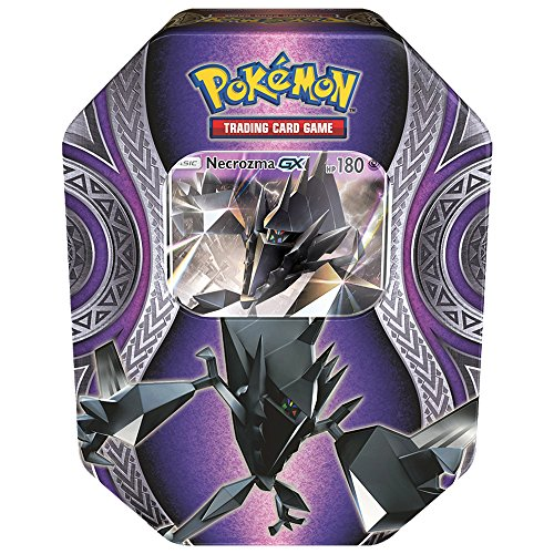 Card Pearl Promo Foil (Pokemon TCG: Sun & Moon Burning Shadows Collector's Tin Containing 4 Booster Packs and Featuring A Foil Necrozma GX)