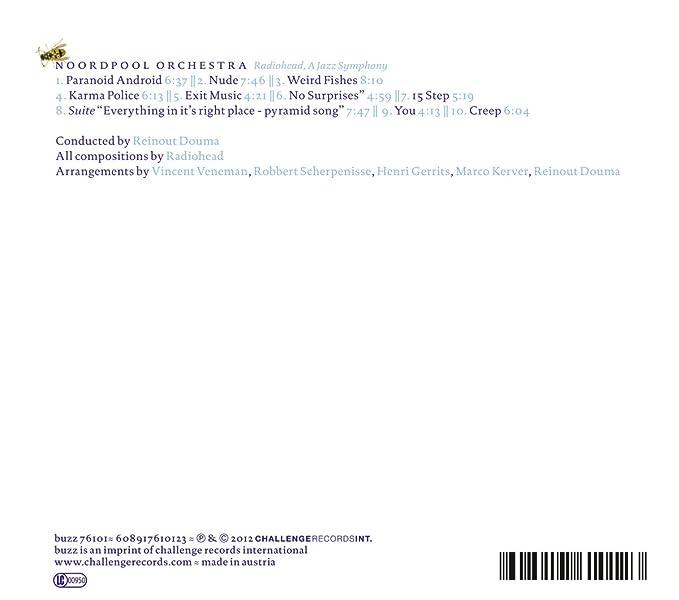 Radiohead A Jazz Symphony By Noordpool Orchestra Amazon Music