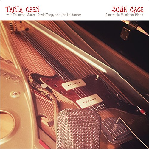 Price comparison product image John Cage: Electronic Music For Piano (feat. Thurston Moore, David Toop, & Jon Leidecker)