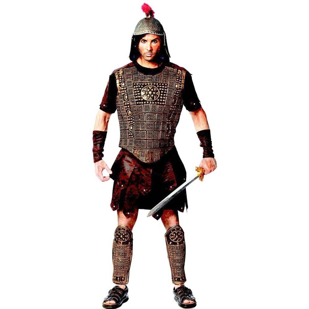 Gladiator Costume - Standard Fancy Dress