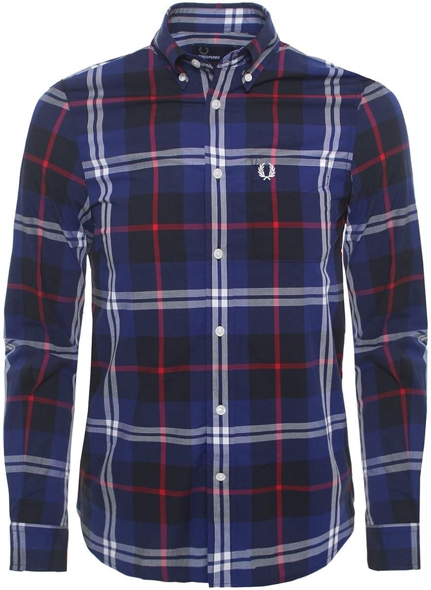 Fred Perry - Camisas - Camisas de manga larga