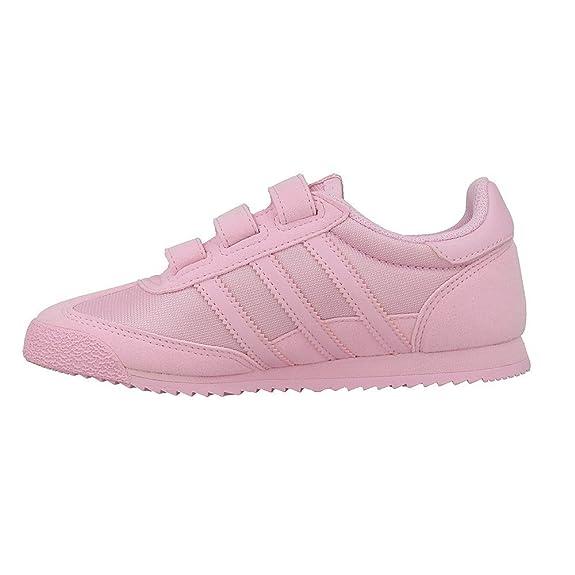 sports shoes 6c587 cd2bc adidas Unisex-Kinder Dragon Og Cf C Fitnessschuhe Amazon.de Schuhe   Handtaschen
