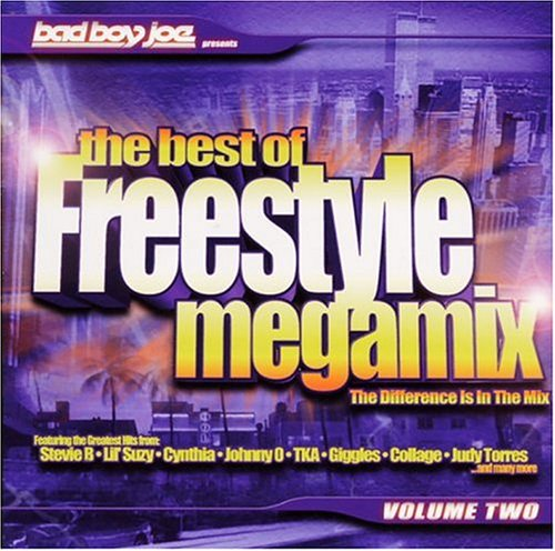 The Best of Freestyle Megamix Vol. 2