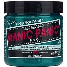 Manic Panic Semi-Permament Haircolor Mermaid 4oz Jar