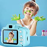 Video Camera for Kids, TEEPAO [8.0MP DURABLE] Kids Camera Toys Mini Video Camcorder with 1080P HD Video Lens,2.0'' LCD Screen, USB Rechargeable Camera Great Gift for Boys Girls Children