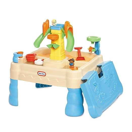 """2 opinioni per Little Tikes 0712003- Set per giocare con la sabbia: Il parco acquatico """"Sandy"""