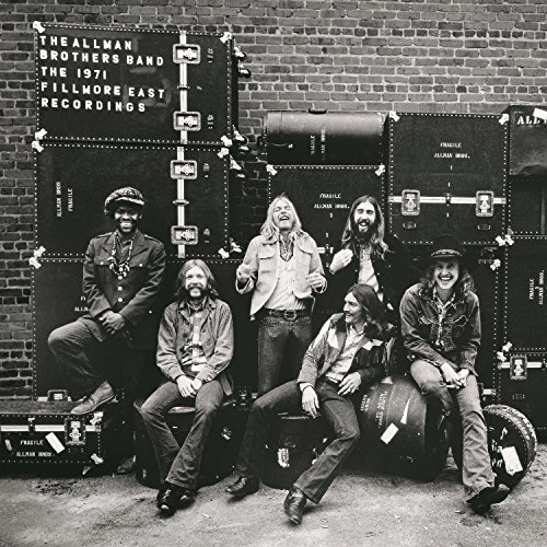 The 1971 Fillmore East Recordings ()