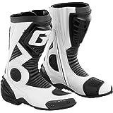 GAERNE(ガエルネ) スポーツツーリングブーツ ジーエボリューションファイブ ホワイト 26.5cm / G-EVOLUTION FIVE WHITE 【総輸入元:ジャペックス】