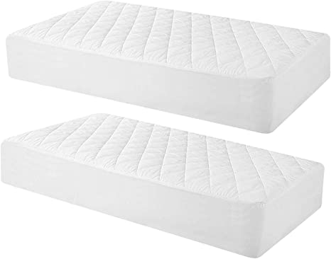Baby Rex Eco-Breathable Hypoallergenic Waterproof Baby /& Toddler Quilted Cover Ultra Thick Cot Mattress 102 x 72 x 7 cm