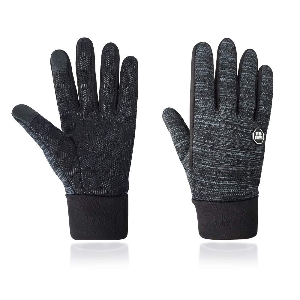 WinterGloves,WOWARM,Cycling&DrivingGlovesForWoman&Man,TouchScreen(XL)