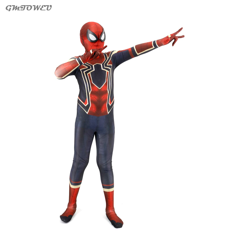 GMIOWEU Halloween Cosplay Costumes, Tight Bodysuit, Onesies, 3D Mask,Full Body Printing,Unisex Lycra Spandex Zentai