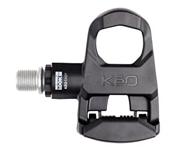 5106309ec LOOK Keo Easy Clipless Cycle Pedals - Black  Amazon.co.uk  Sports ...