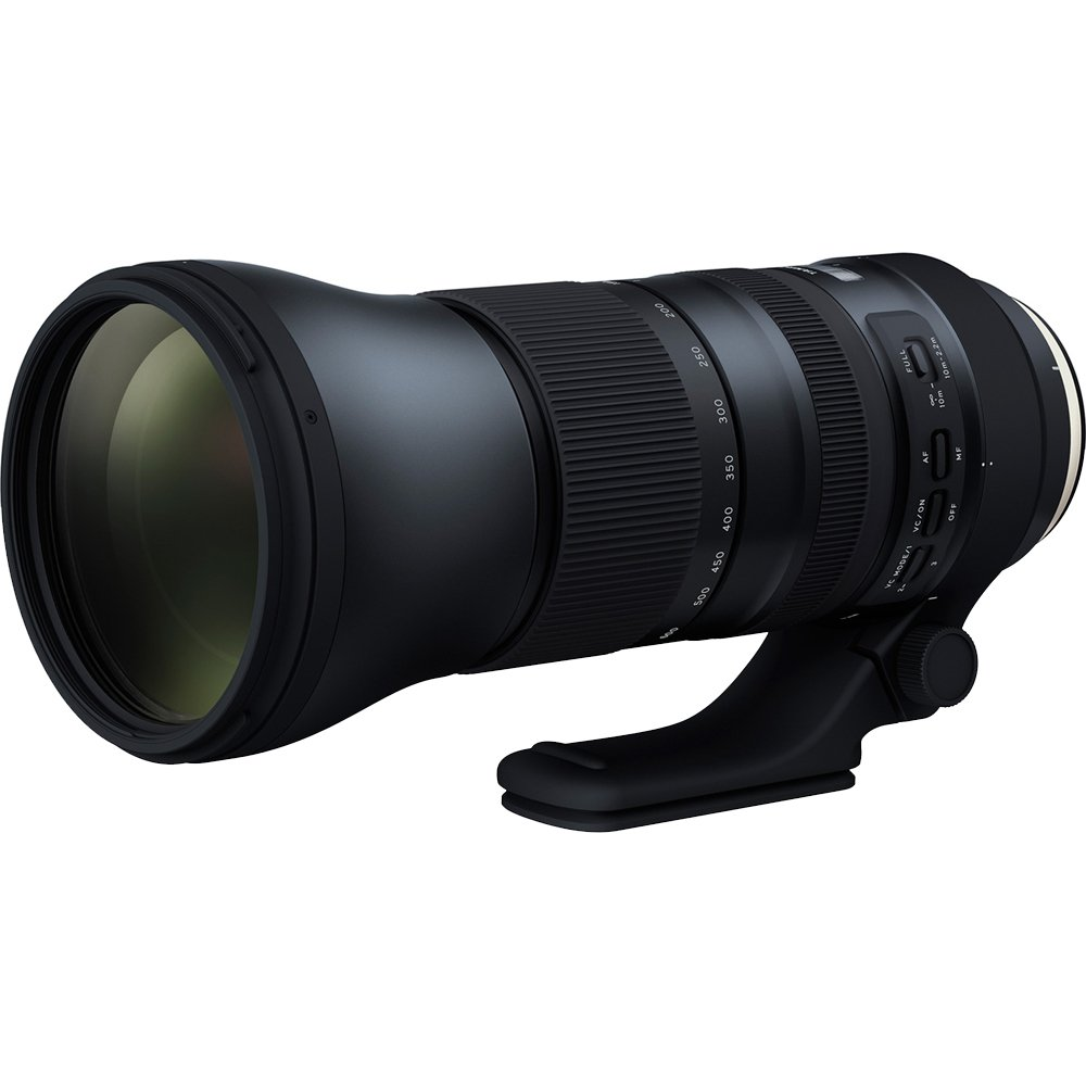 Includes Tamron Original Tap-In Console Tamron SP 150-600mm F//5-6.3 Di VC USD G2 Zoom Lens for Canon Mount SLR DSLR Sandisk 64GB Class 10 SDXC Card and More