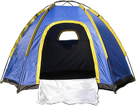 2 Personen Ultraleicht Outdoor Tragbares Zelt f/ür Camping//Wandern//Bergsteigen//Rucksack//Strand//Reisen Wasserdichtes Campingzelt Tarnzelt Einfach Einzurichten