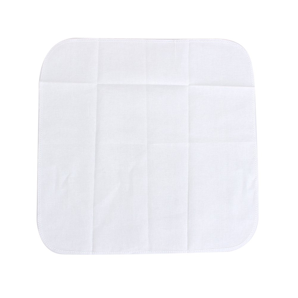 Reusable Breathable Fabric Cotton Bamboo Steamer Cloth Gauze Pad Mesh Mat Square With Non-stick