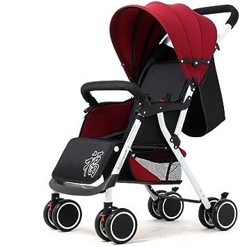 Amazon.com : Baby Stroller, Foldable Ultralight Jogging ...