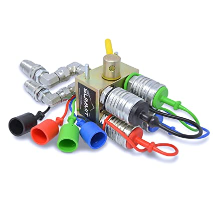 Amazon.com: Multiplicador, SCV Splitter/hidráulico válvula ...